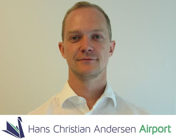 Johnny Svensson fra HCA Airport er glad for TimePlans vagtplanlægning, tidsregistrering og HR administration