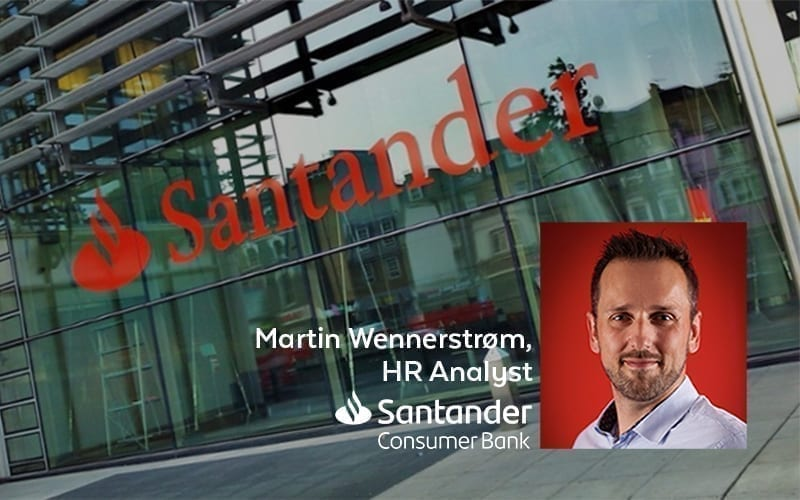 TimePlan eliminates manual calculation for Santander